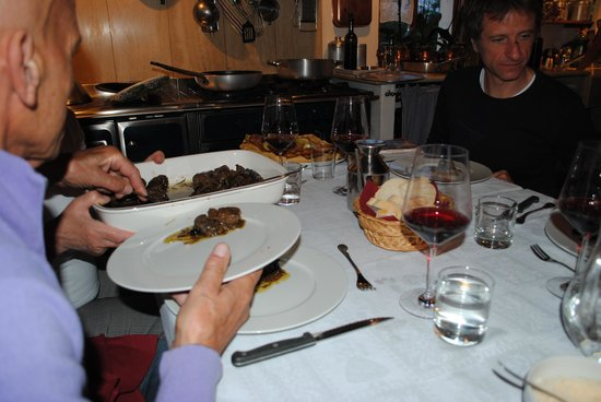 Agriturismo Marciano: Let's eat!