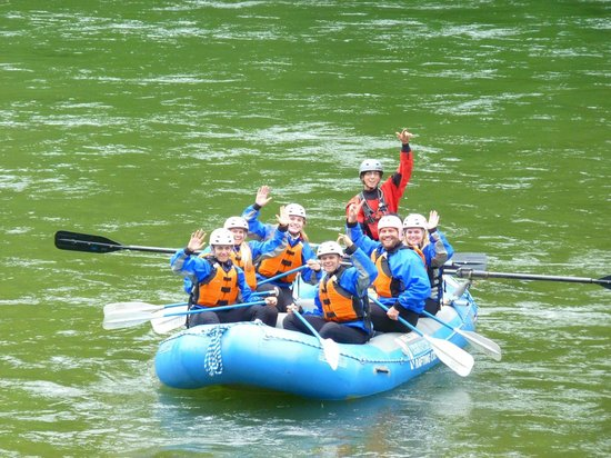 Nelson Whitewater Rafting Co. : Slocan River 2