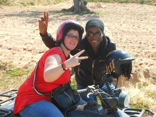Mezraya Quad Safari Day Tours : Mezraya Qaud Safari