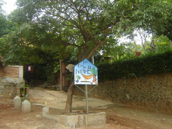 La Casa de Felipe: Entrada