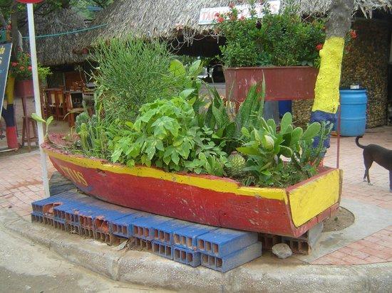 La Casa de Felipe: Centro