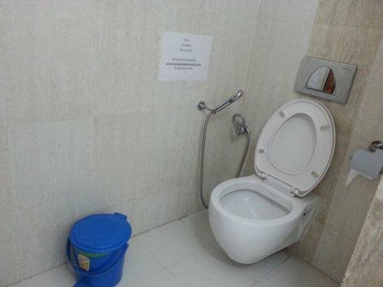 Hotel Lilawati Grand : bathroom