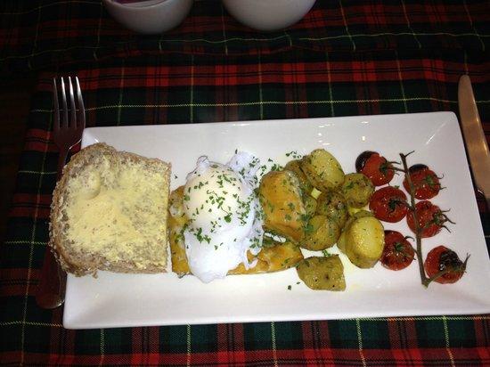 Arandale Guest House: Breakfast delight