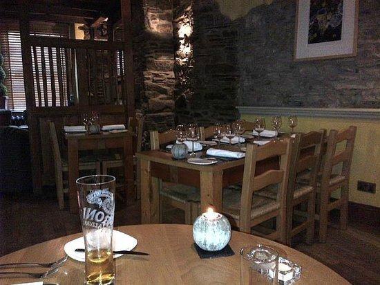 Browns Brasserie: Restaurant area.