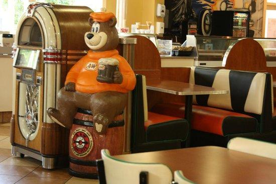 A&W Restaurant: A & W Bear