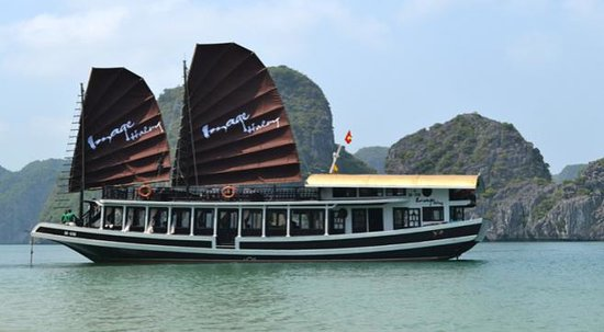 Groupon Halong - Private Day Cruises