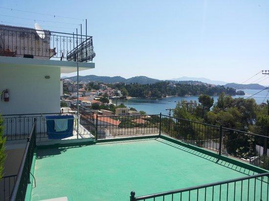 Hotel Nina Megali Ammos: Villa Nina