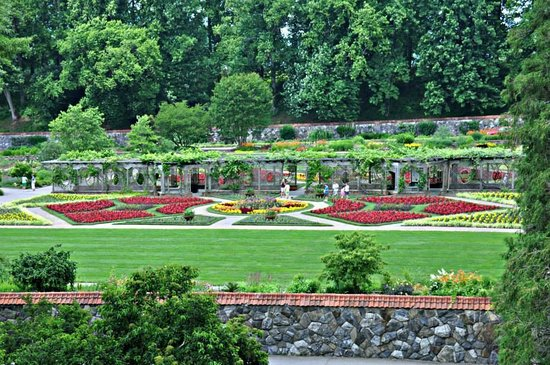 Outstanding gardens at the Biltmore Estate - Picture of Biltmore ...