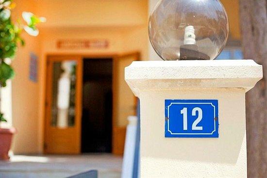 Melitti Hotel: Entrance