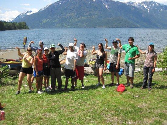 Talaysay Tours : Kayaking: a great workout!
