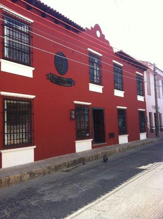 Hotel Posada el Castellano: Fachada Principal