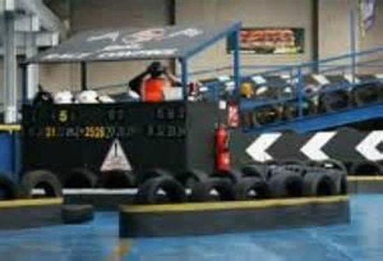 Full Throttle Raceway Ltd: Race Control