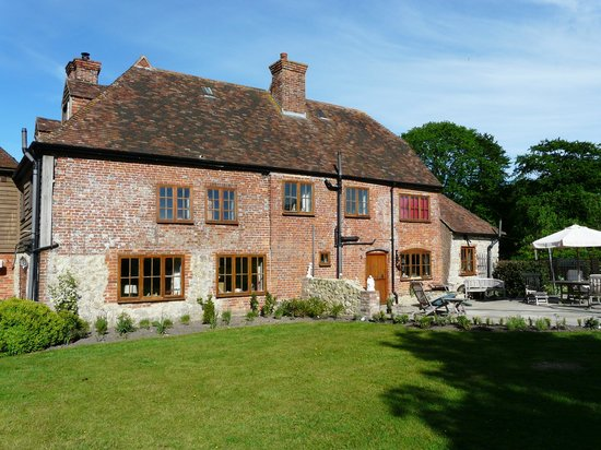 Stone Green Farm: The house