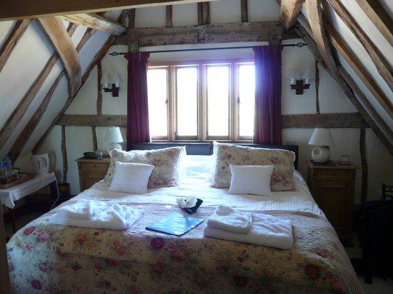 Stone Green Farm : The Bosworth room