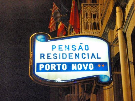 Residencial Porto Novo: l'insegna dell'hotel