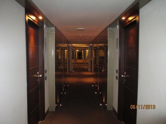 Winter Garden Hotel: Hallway