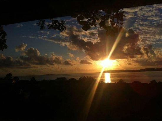 Sunset @ Sto Psito