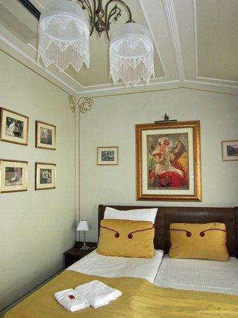 Villa Secesja Room