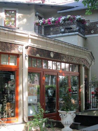 Villa Secesja: Orangery Restaurant