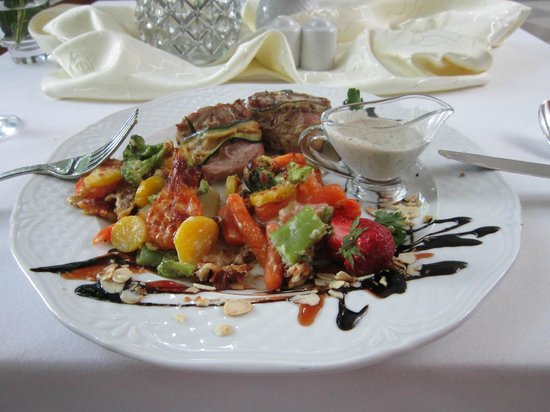 Villa Secesja: Orangery Food