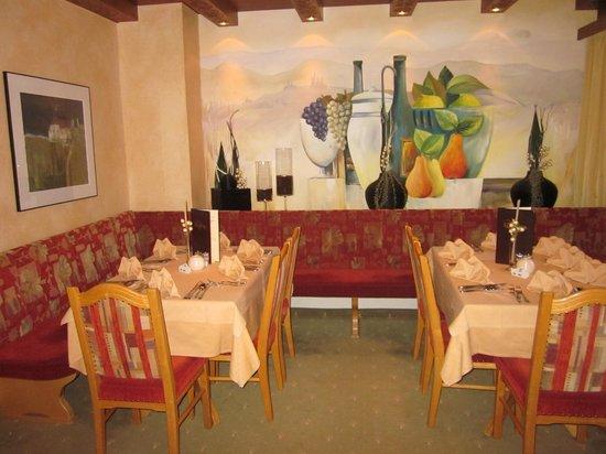 Hotel Regina: Sehr schönes Restaurant