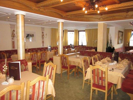 Hotel Regina: Restaurant