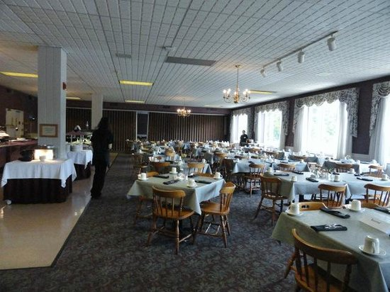 Lambuth Inn: Family dining room