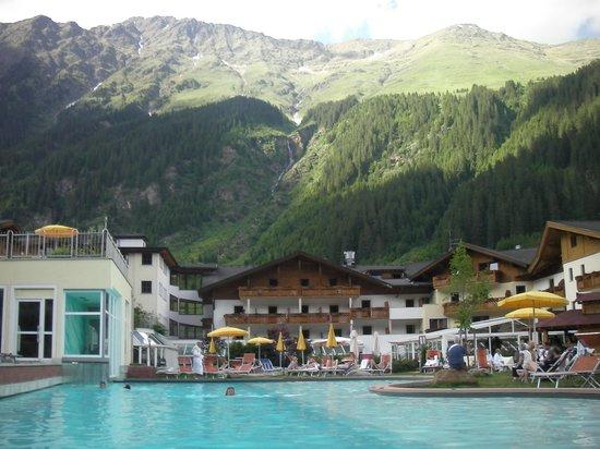 Ridnaun, Italië: piscina