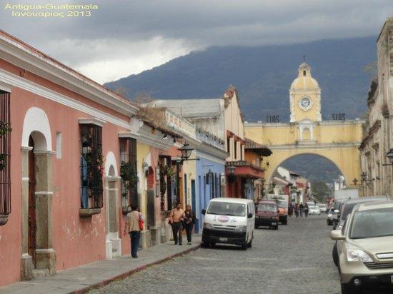 Soleil La Antigua: Old Antigua