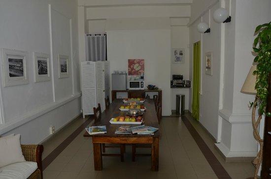 La Villa del Mare: место где всегда есть кофе, чай и фрукты