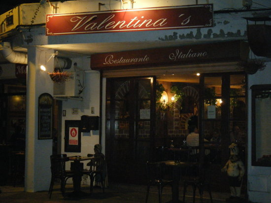 Valentina's : great place