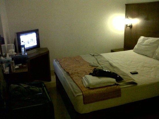 Hotel Poncowinatan: Kondisi kamar