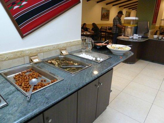 Shepherd Plaza Hotel: restaurant
