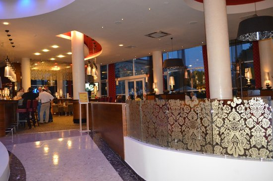 Radisson Blu Daugava Hotel, Riga : recepção