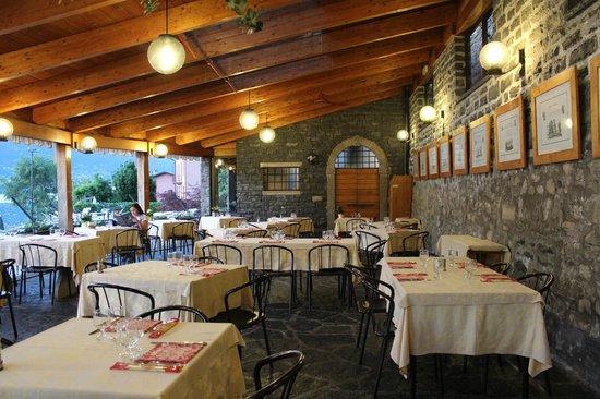 Crotto del Misto: Restaurante
