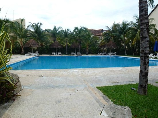 Presidente InterContinental Cancun Resort: Piscina número 2