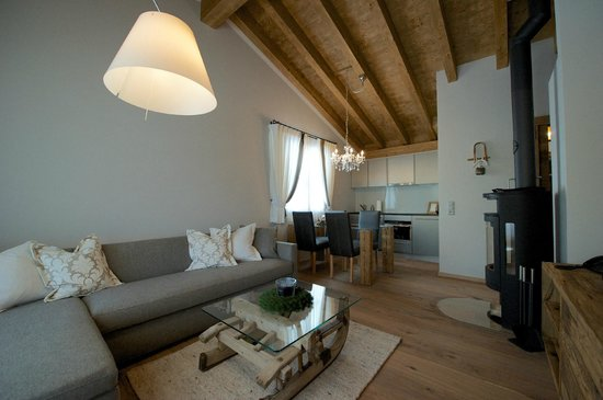 Hotelino Petit Chalet: Dachsuite