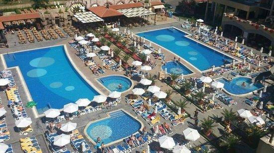 Iberostar Sunny Beach Resort The Pool