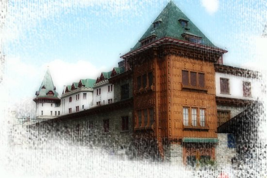 Hotel Loredana : St.Moritz