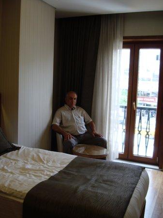 Sorriso Hotel : room no:109