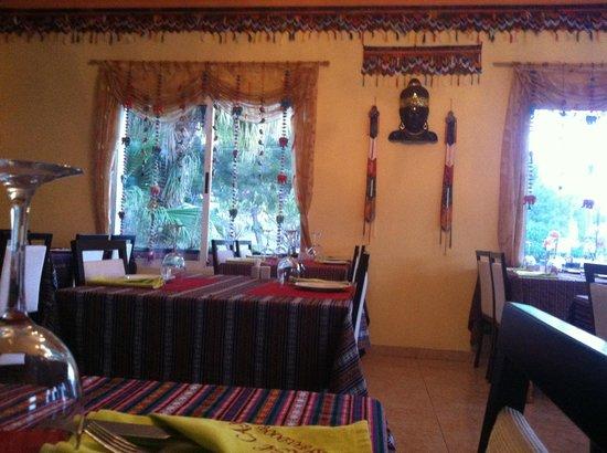 Base camp: Nepali curry house