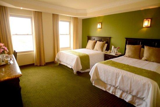 Hotel Ticuan: Habitacion Doble