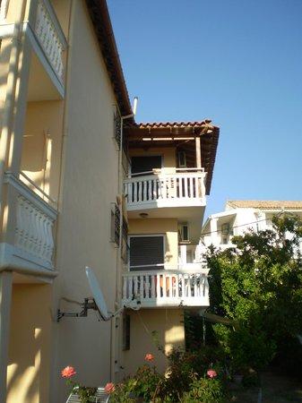 Danae Apartments