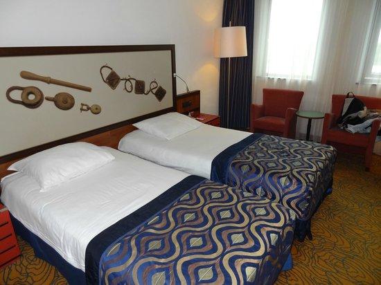 Mercure Hotel Amsterdam City: chambre