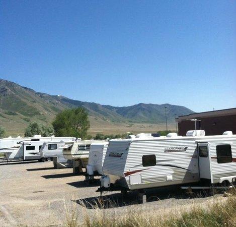 Oquirrh Mountain Inn: RV Park