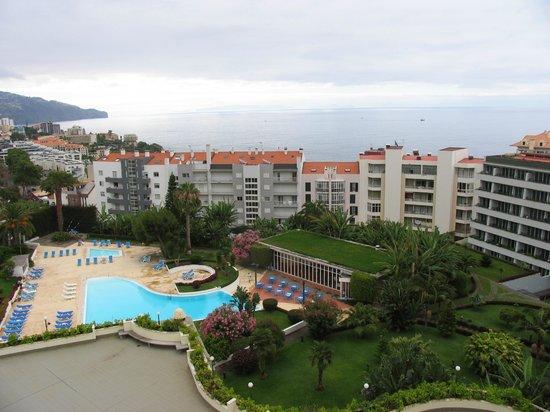 The Jardins d'Ajuda Suite Hotel: Hotel view