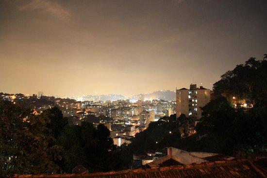 Canto da Carambola: view santa teresa