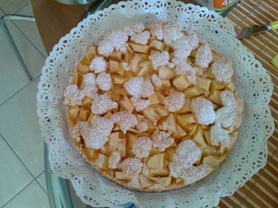 B&B Mimose : Torta di mele