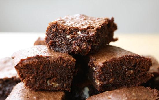 The Narrowbar Cafe: Double Chocolate Brownie