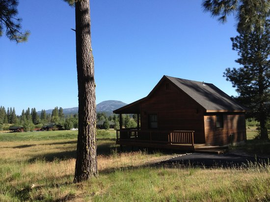 Lodge at Whitehawk: Cabin #9 Overlooking the Meadow